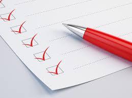 Checklist sẽ giúp bạn làm việc hiệu quả và phân chia nhóm công việc tốt hơn.