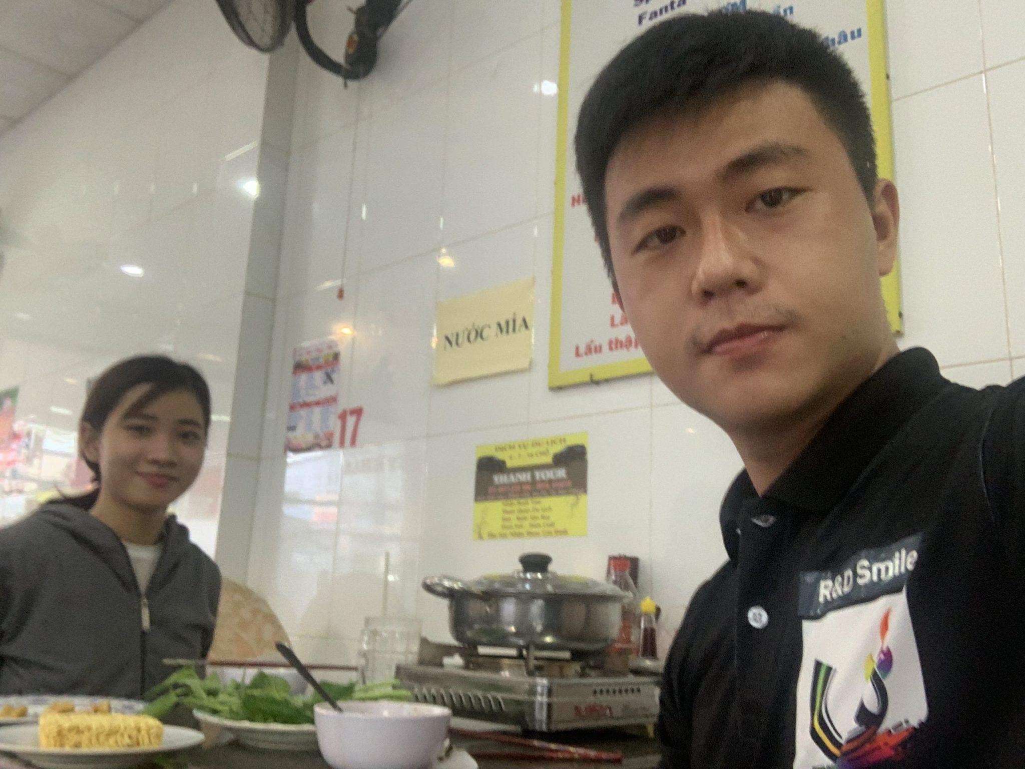 Nhà Hàng Chay Như Ý thức ăn vừa ngon và giá cả lại vô cùng bình dân.